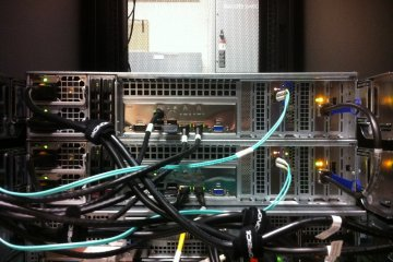 2u nameserver with SFP+ uplink